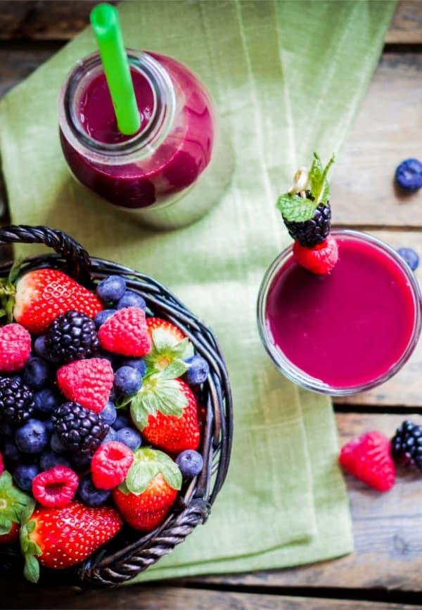 idee de smoothie a la whey protein bio