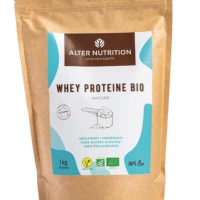 whey protein bio nature 1kg v