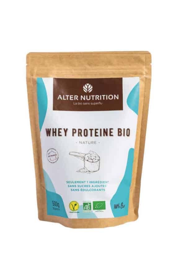 whey protein bio nature 500g