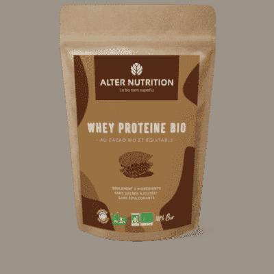Whey Protéine Bio CACAO