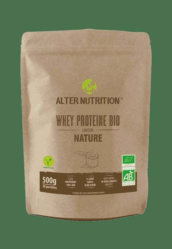 whey protein bio nature