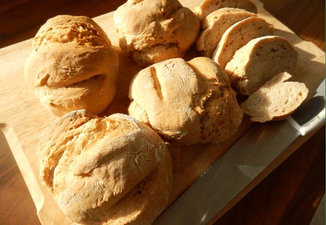 une super recette de pain protéiné à la whey bio
