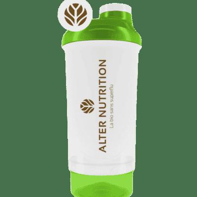 shaker alter nutrition et compartiment poudre