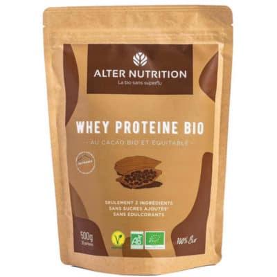 whey proteine bio cacao 500g r