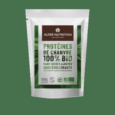 proteines de chanvre bio r