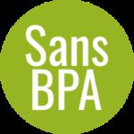 la whey protéine bio est emballée dans un sachet sans BPA