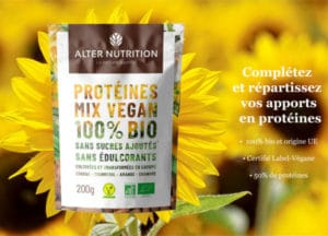 mix vegan bio sunflower