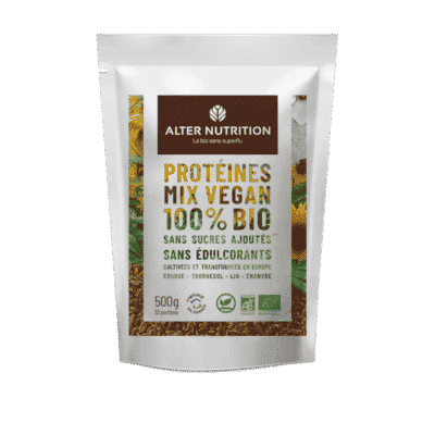 proteines mix vegan bio recto