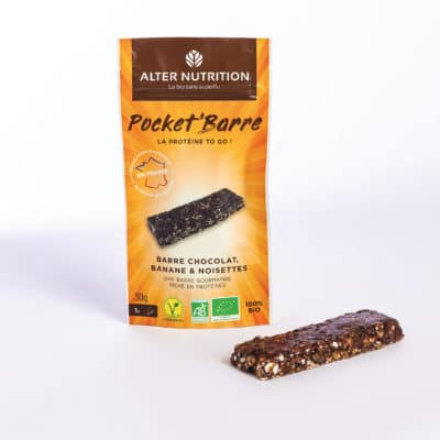 barre protéinée bio chocolat
