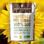 protéines végétales bio