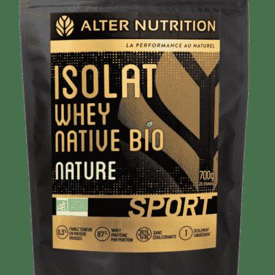 isolat whey native bio native