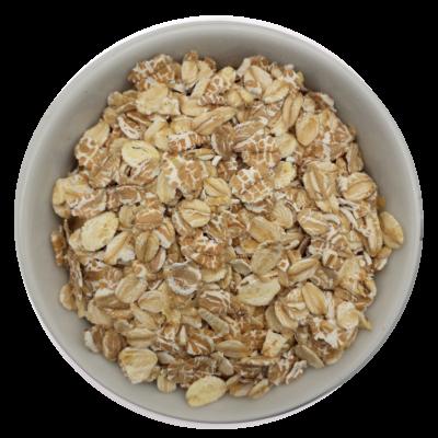Flocons 4 céréales bio en vrac