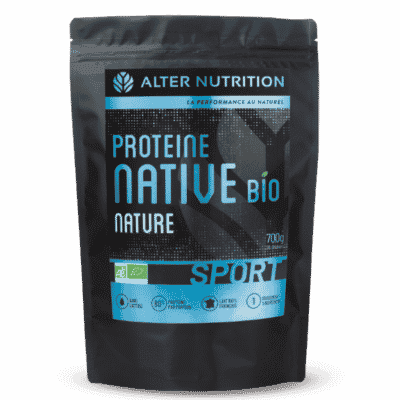 proteine native bio sans lactose nature