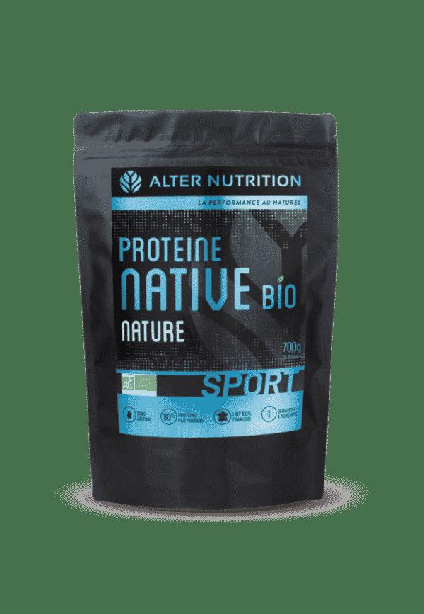 proteine native bio sans lactose nature