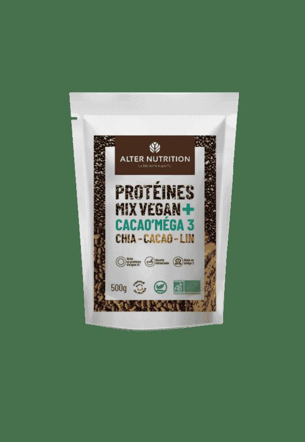 Protéines-Mix-vegan-bio-Cacaoméga-3-chia-cacao-lin-image-produit