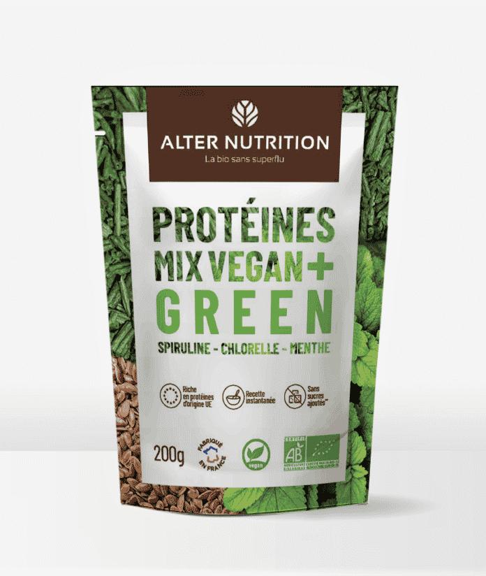 Mix vegan+ Green