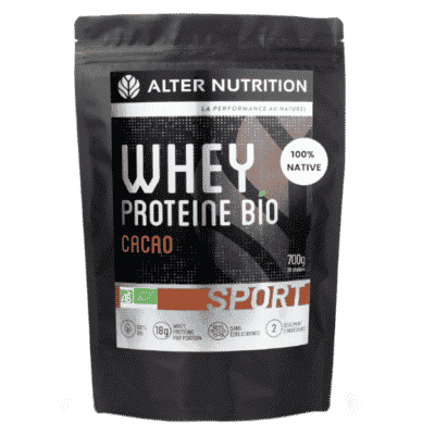 whey proteine bio native sport