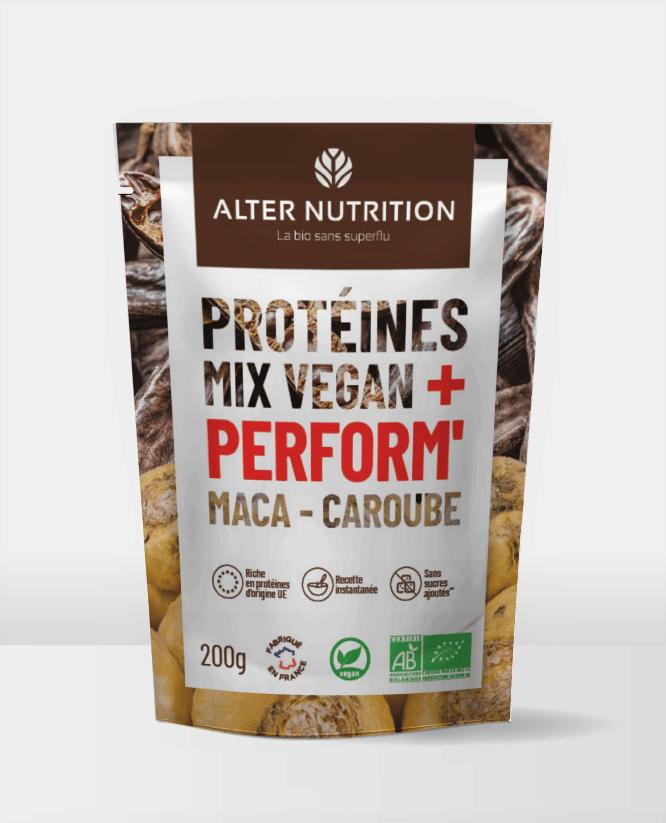 proteines vegetales bio