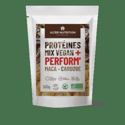 proteine vegan performa maca caroube